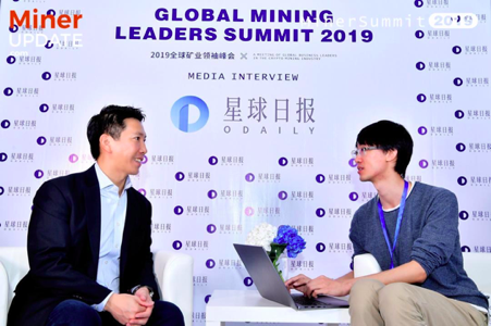 Greg Li (Bitfury) has an interview with Chinese cryptocurrency media company Odaily